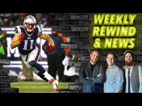 NFL Playoffs 2015: Wild Card Rewind & News - The Fantasy Footballers