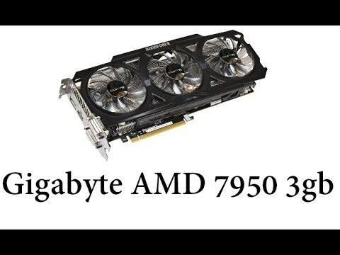 Gigabyte AMD Radeon HD 7950 3GB GDDR5 Graphic Card