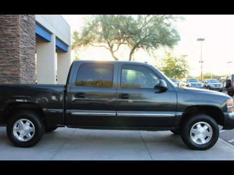2004 gmc sierra 1500 crew cab sle z71 4wd for sale in. Black Bedroom Furniture Sets. Home Design Ideas