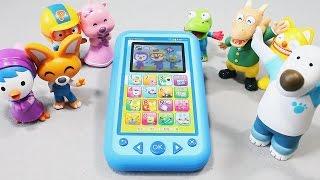 Пороро и его мобильный телефон. Развлекающие и развивающие видео обзоры детских игрушек