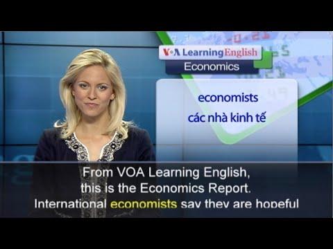 Phát âm chuẩn cùng VOA - Anh ngữ đặc biệt: African Economy, Pt. 1 (VOA)