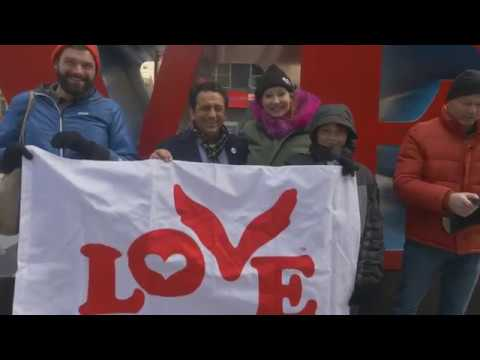 Love Button Dandelion Initiative New York City - Recap
