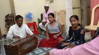 Anjali and Nandini gaikwad