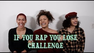 IF YOU RAP YOU LOSE CHALLENGE💸😂