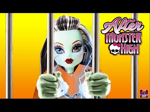Frankie Stein Goes to JAIL! ~ AFTER MONSTER HIGH (p1) E1