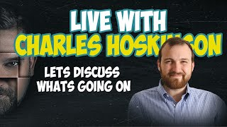 Live With Charles Hoskinson - Cardano and Fight Update