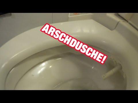Arschdusche