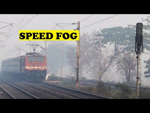 Amritsar Howrah Punjab Mail Funny Hello Blasts Winter Fog