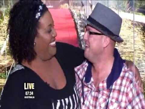 I'm a Celebrity - Alison Hammond & Jason Watkins
