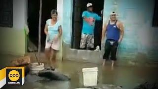 Fuertes lluvias siguen castigando a Piura│RPP