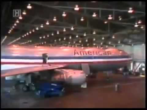 Air Crash Investigation CONFIDENTIAL ENGINE Failure Flying Uncontrolled Flight 191 Crash Pilot