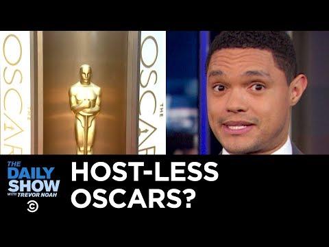 A Hostless Oscars Night & Donald Trump Jr.'s Christmas Anecdote | The Daily Show