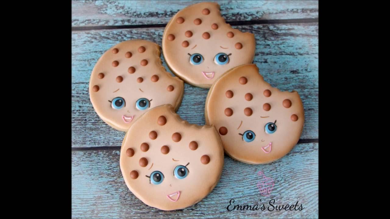 Shopkins Cookie Tutorial
