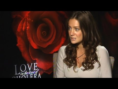 'Love in the Time of Cholera' Interview