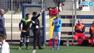 IAMNAPLES.IT - Primavera, Napoli-Brescia 2-0. Gli highlights di IamNaples.it