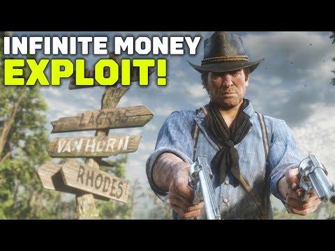Red Dead Redemption 2 Gold Bar Glitch: Get Infinite Money
