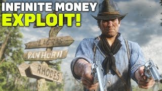 Red Dead Redemption 2 Gold Bar Glitch: Get Infinite Money