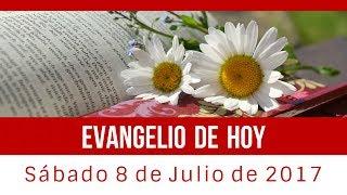 Evangelio del dia sabado 08-07-2017 Mateo 9,14-17