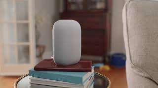 Scopri il nuovo smartspeaker Google Nest Audio