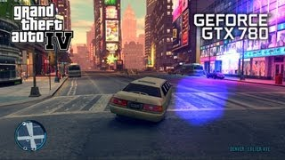 GTA IV | Asus GTX 780 | Ultra Settings | Gameplay