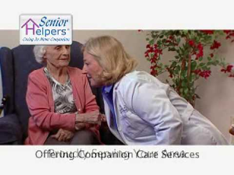 Senior Helpers In Home Health Care  of West Jacksonville, FL TV Spot.wmv