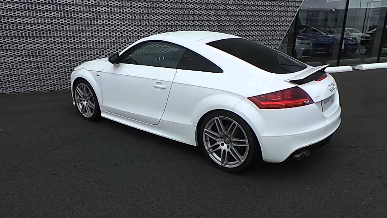 11d6545 2011 audi tt tt coupe 2 0 tdi 170 quattro s line audi north dub youtube. Black Bedroom Furniture Sets. Home Design Ideas
