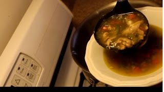 Chicken Soup - Simple & Tasty | Kerala Cooking Recipes