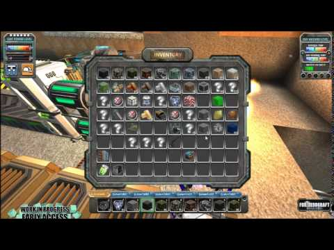 FortressCraft Evolved Season 3 Episode 37 We up grade our Ore Smelter to T2