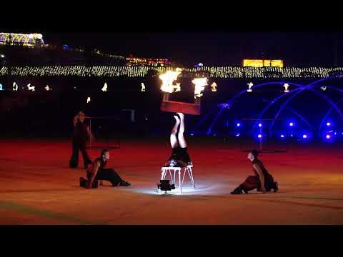 2020-02-03-Coming True Fire Group 即將成真火舞團-第1段