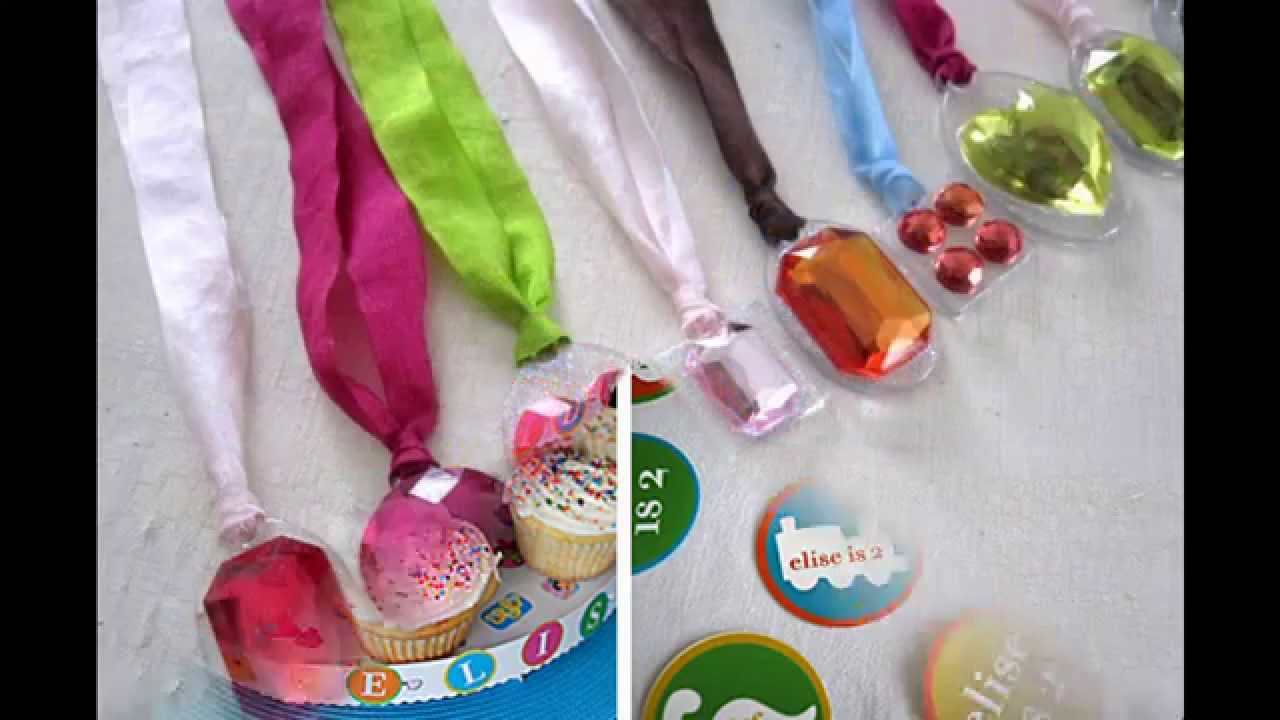 Marvelous Kids Party Craft Ideas Part - 7: Easy And Simple DIY Craft Ideas For Kids Birthday Party