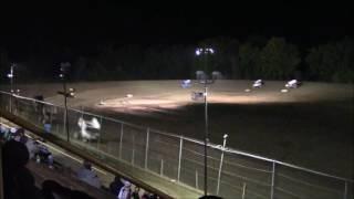 Butler Motor Speedway Sprint Car Feature