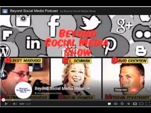 Beyond Social Media Show - LinkedIn & underwear, Chipotle scores big by going small, lots more!