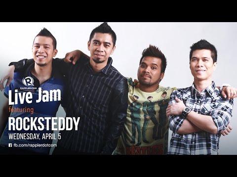 Rappler Live Jam: Rocksteddy