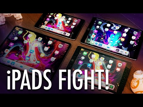New IPad Vs. Air Vs. Mini Vs. Pro — Which Should You Buy?