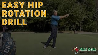 Easy Hip Rotation Drill