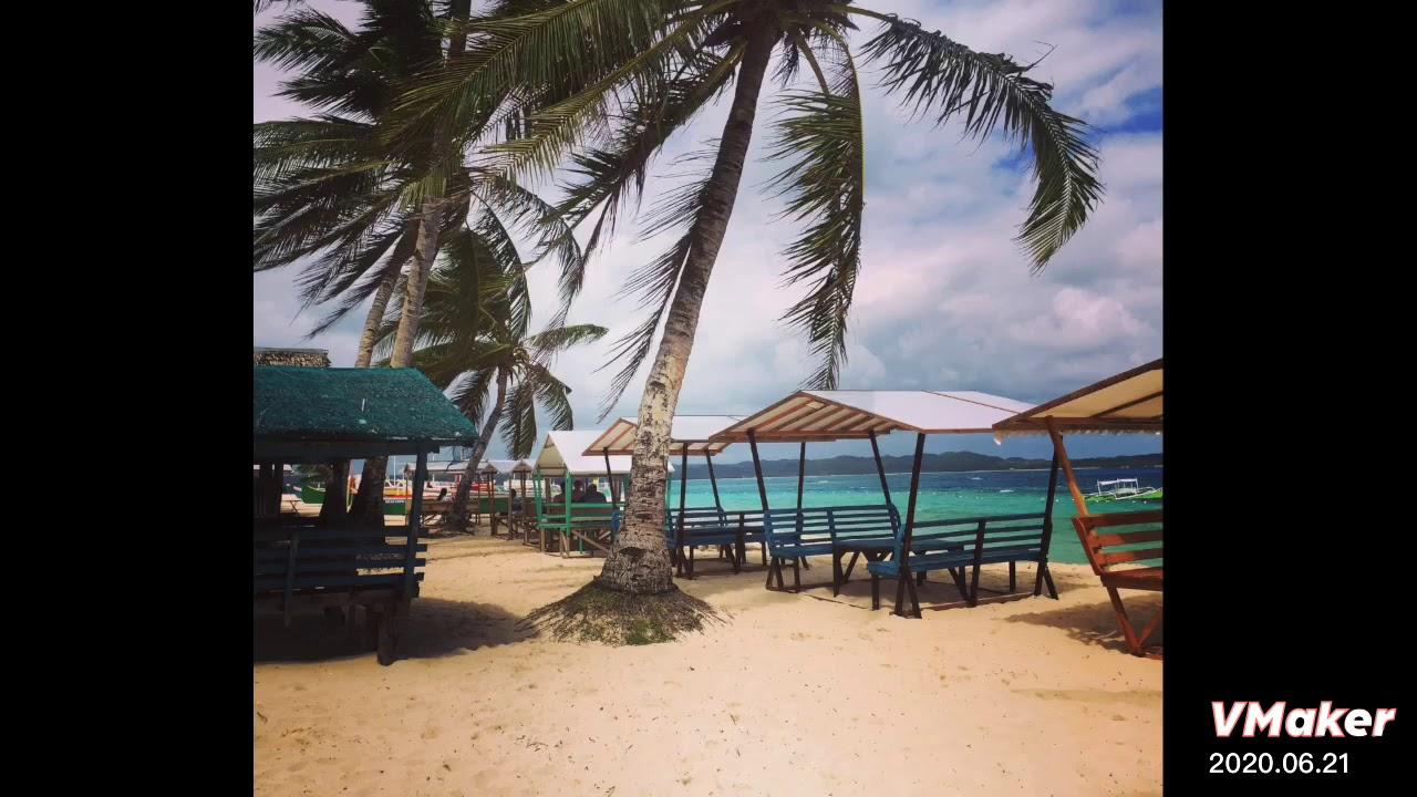Naked Island Siargao Philippines - YouTube
