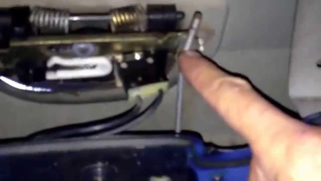 1998 Jeep Grand Cherokee Rear Hatch Won't Open  YouTube