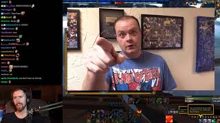 """Asmongold Reacts to """"The Legacy of Wrath of the Lich King"""" by Preach"""