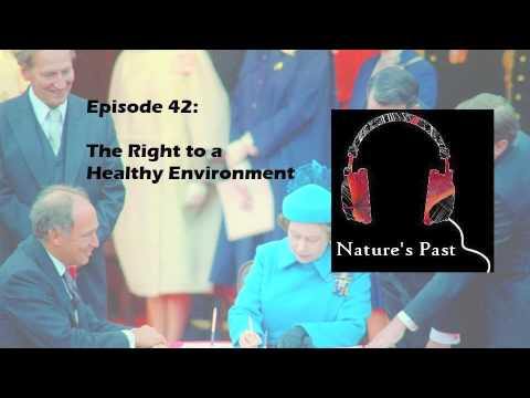 Nature's Past Episode 42: The Right to a Healthy Environment