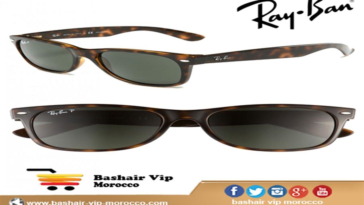 les lunettes de soleil Ray ban original pour homme tendance 2017 ... f40bf0aee56f