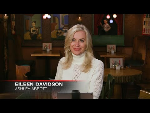 Eileen Davidson Gets Emotional Rewatching Iconic s From Y&R