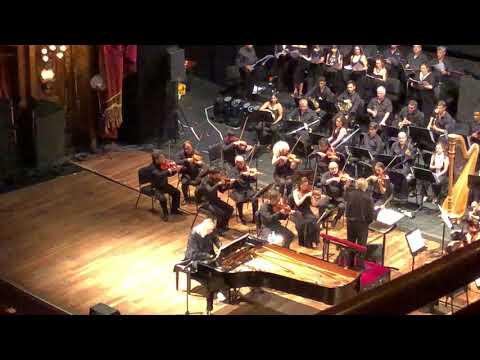 Arthur King. Rick Wakeman Symphonic at Colón Theatre, Buenos Aires. March 2 2018