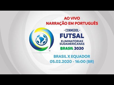 Brazil Ecuador Goals And Highlights