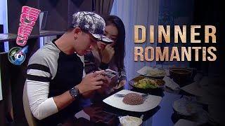 Makan Malam Romantis ala Verrell Bramasta dan Natasha Wilona - Cumicam 12 Juli 2017
