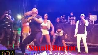 Download Video SMALL DOCTOR PENALTY LIVE IN LONDON MP3 3GP MP4