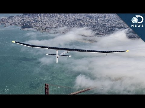 Are Solar Planes The Future Of Flight?