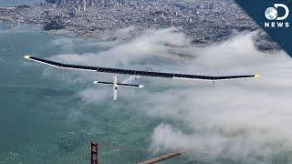 Are Solar Planes The Future Of Flight?