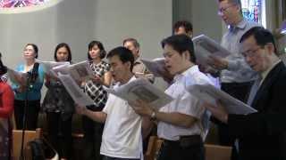 LẠY CHÚA THÁNH THẦN          Ca Tiếp Liên           Nhạc & Lời : Pm Cao Huy Hoàng
