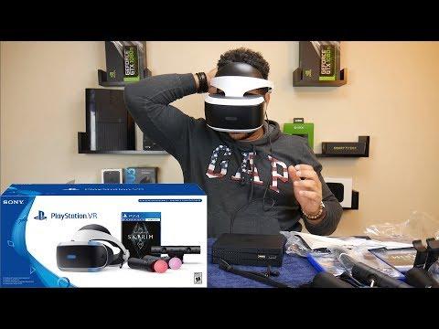 PlayStation VR Primera Impresiones