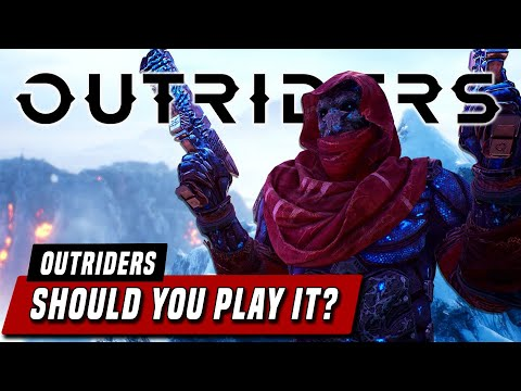 Outriders First Impressions – A Co-Op Action RPG Worth Playing In 2021?